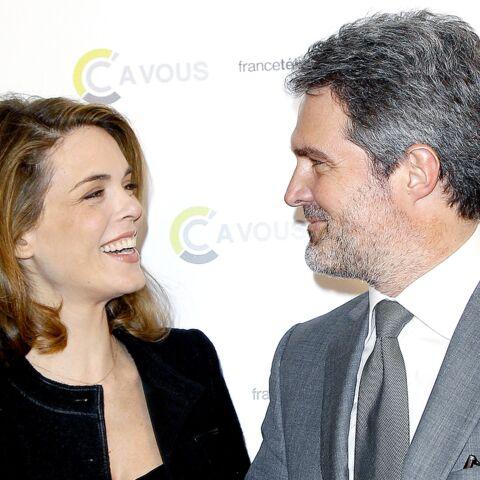 Julie Andrieu est dingue de son homme