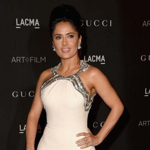 T'as le look… Salma Hayek!