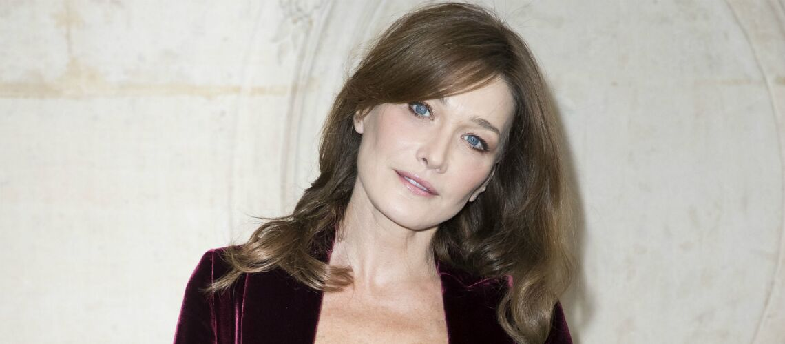 PHOTO – Carla Bruni, l'adorable photo de sa fille Giulia pour la fin des vacances