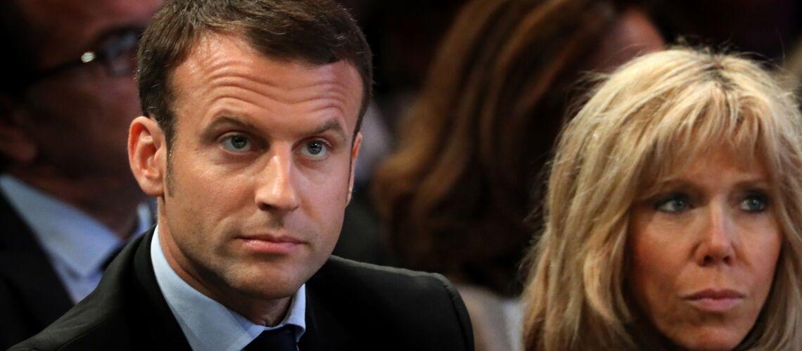 Brigitte Macron, inquiète pour le sommeil de son mari