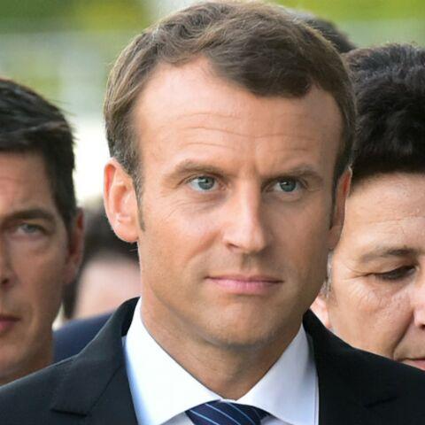 Emmanuel Macron change de tailleur: découvrez le prix du costume du président