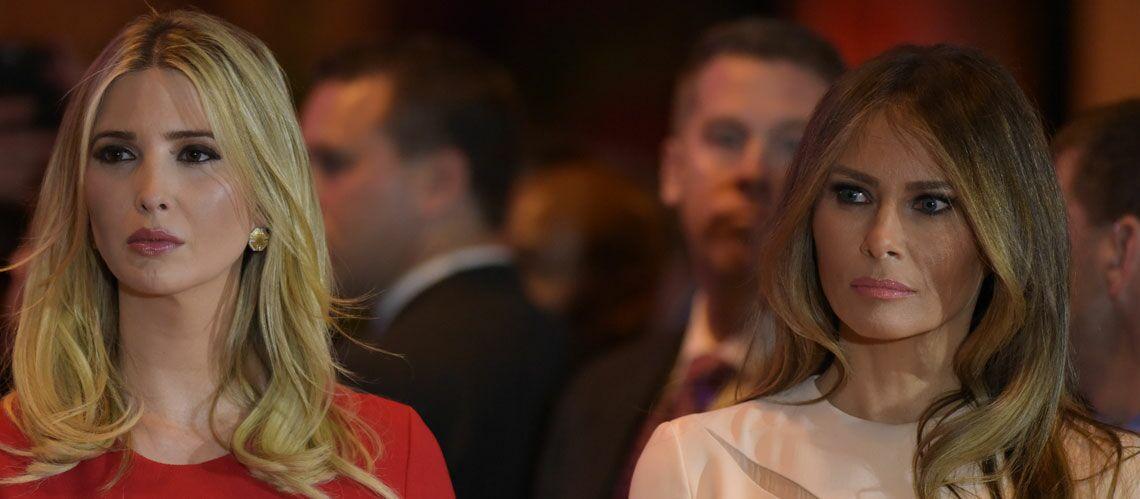 Ivanka Trump, plus puissante que sa belle-mère Melania Trump: nouveau coup dur pour la First lady