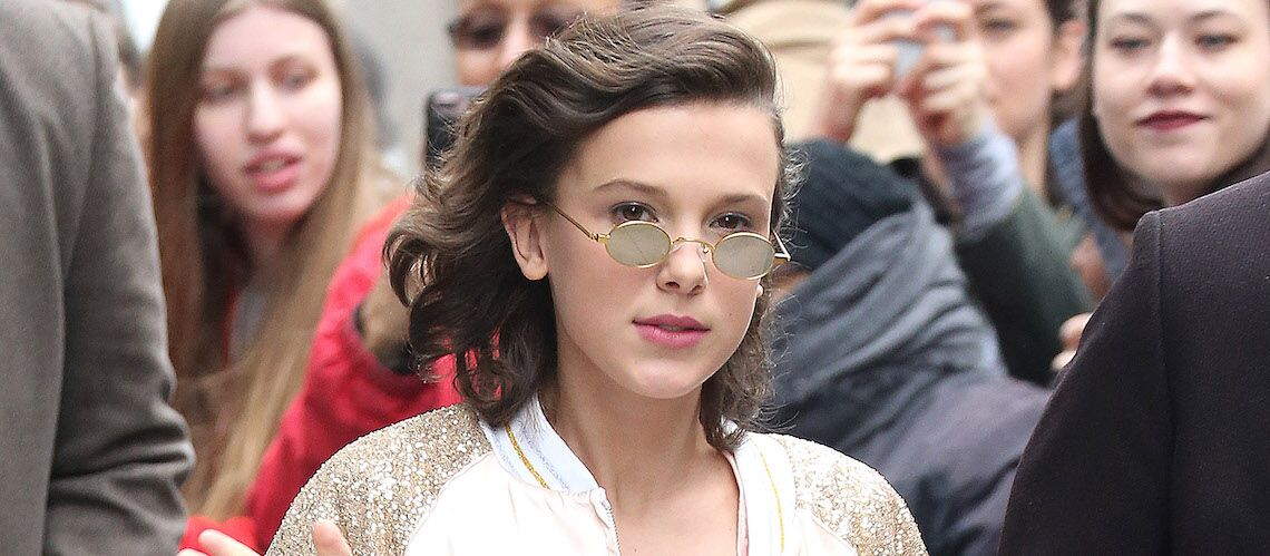 photos millie bobby brown emilia clarke quoi ressemblent les actrices et acteurs de s rie. Black Bedroom Furniture Sets. Home Design Ideas