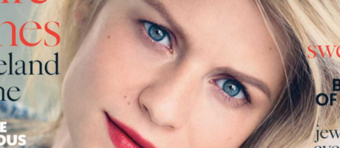 Shopping beauté de star – le beauty look de Claire Danes