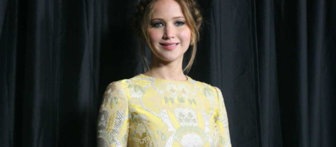 Jennifer Lawrence: « on m'a dit que j'étais grosse »