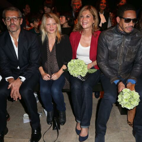 Fashion Week – Mélanie Thierry, Joey Starr, stars prolixes chez Paul & Joe