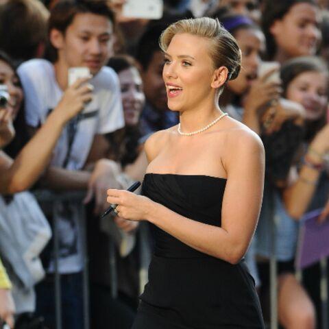 Scarlett Johansson: «la célébrité, ça peut être saoulant»