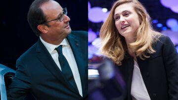 François Hollande et Julie Gayet, l'amour au beau fixe