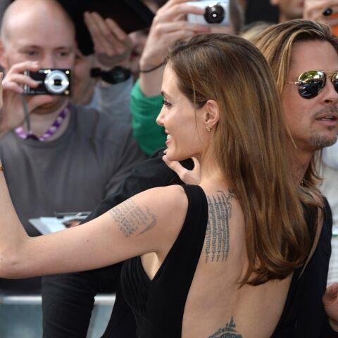 David Beckham, Laure Manaudou, Angelina Jolie: ils ont leurs enfants dans la peau