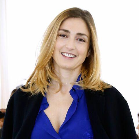 Paris Fashion Week – Julie Gayet, first lady du style chez Balenciaga