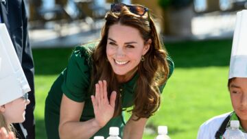 Kate Middleton: Pourquoi ne la voit-on jamais manger?