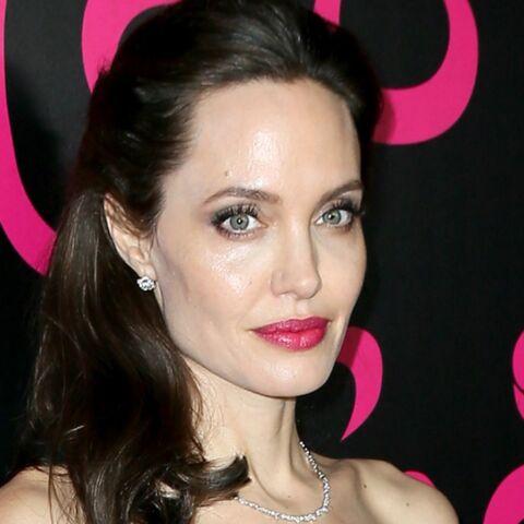 """Après sa double mastectomie, Angelina Jolie espère """"être en bonne santé"""" à 50 ans"""