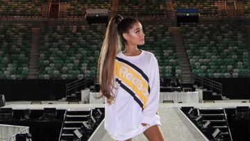 Ariana Grande rattrapée par le traumatisme de Manchester après la tuerie à Las Vegas