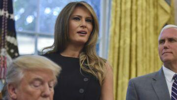 Melania Trump: découvrez le surnom que les services secrets américains lui ont attribué