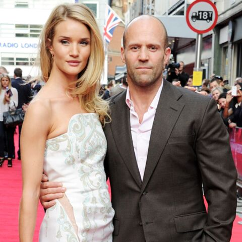 Rosie Huntington-Whiteley et Jason Statham ne match plus