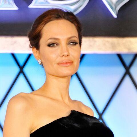 Angelina Jolie: un hommage à sa mère lors de son mariage