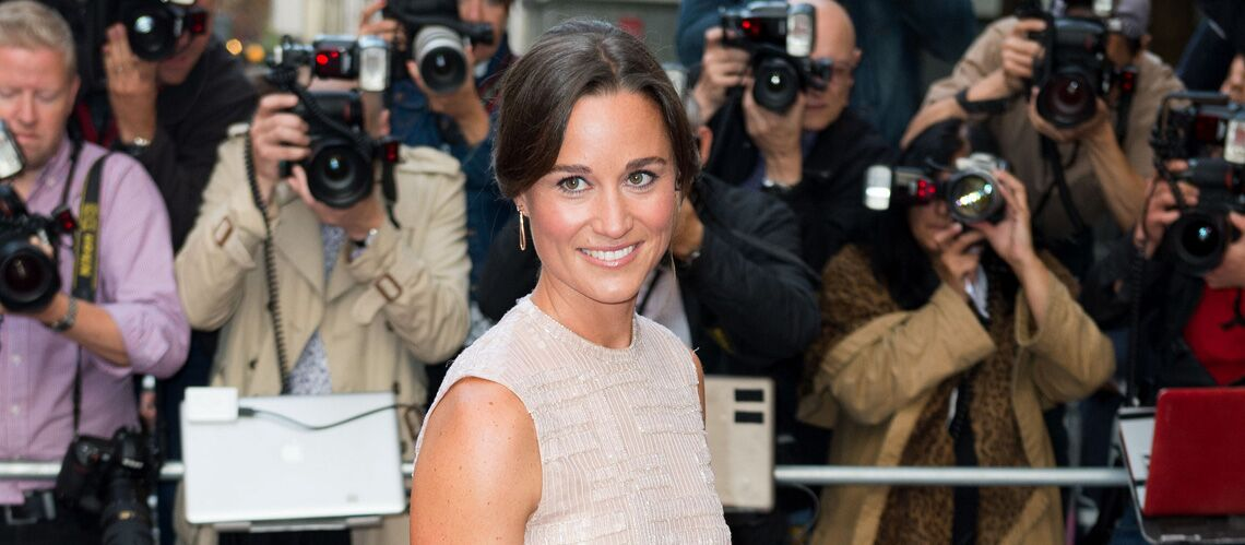 Pippa Middleton, éclatante aux GQ Men of the Year Awards