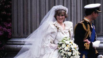 Princesse Diana: sa robe de mariage revient à ses fils