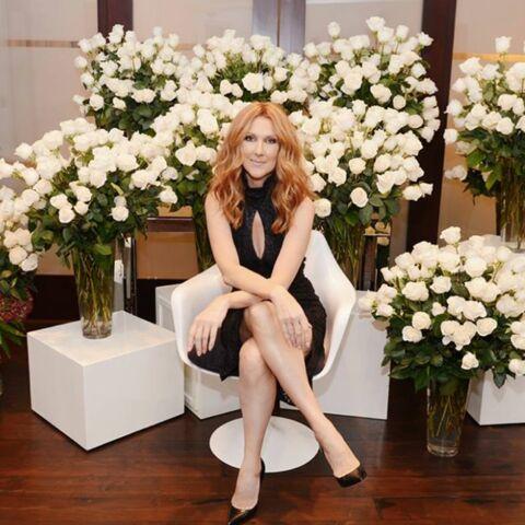 Céline Dion: un émouvant cadeau de soutien