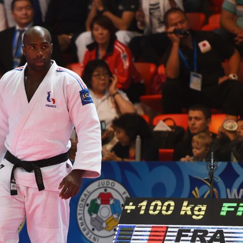 Teddy Riner: la force tranquille