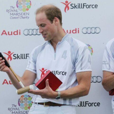 Le Prince William évoque sa paternité pour la première fois
