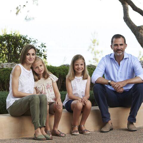 Letizia d'Espagne retrouve le sourire grâce à ses filles
