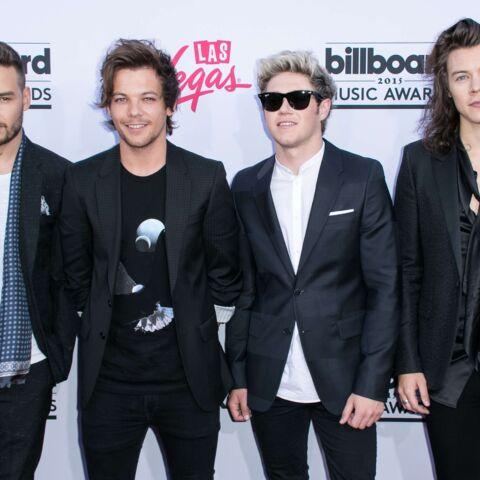 One Direction, champions du monde