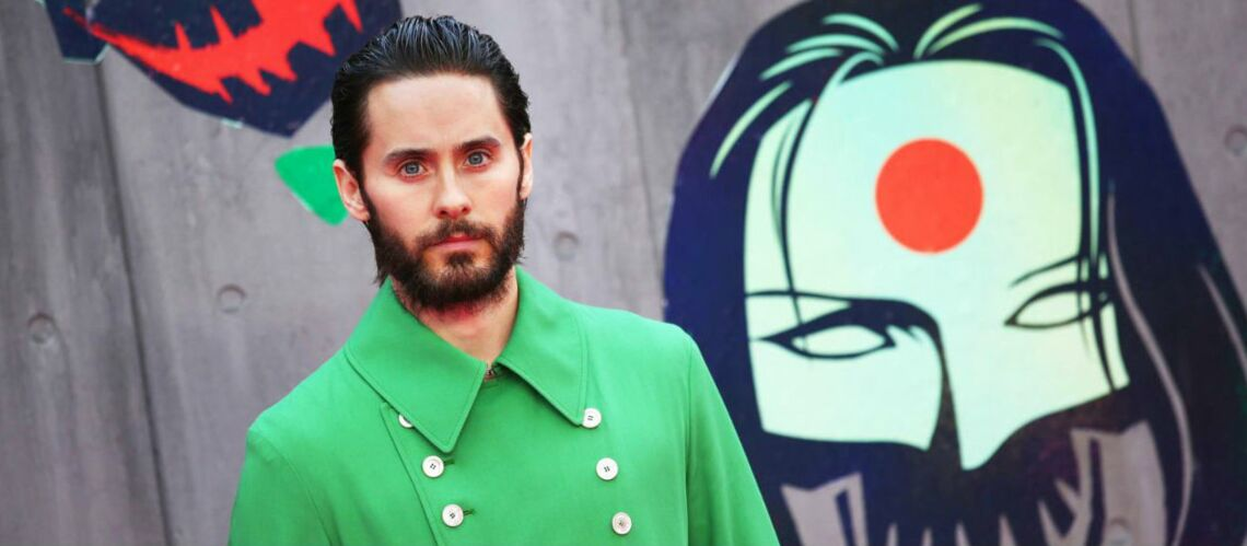 Jared Leto craque pour une veste Gucci