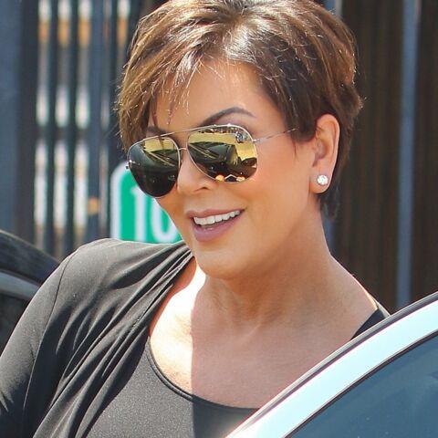 Kris Jenner détruit sa Rolls toute neuve
