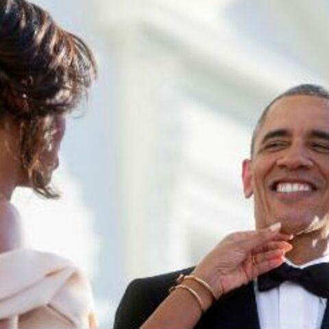 Michelle Obama en pince toujours pour Barack