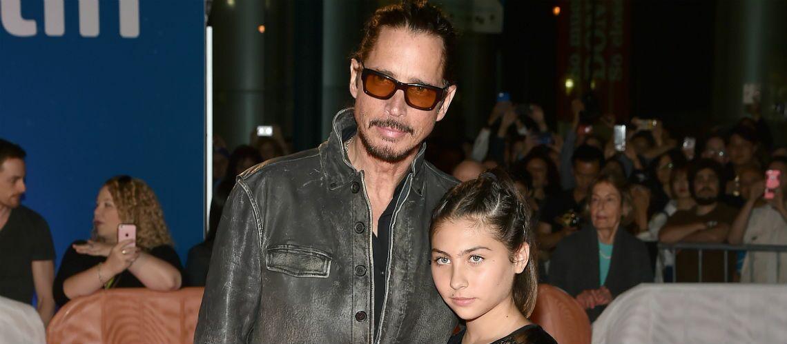 La fille de Chris Cornell rend un vibrant hommage à son père et à son ami Chester Bennington de Linkin Park