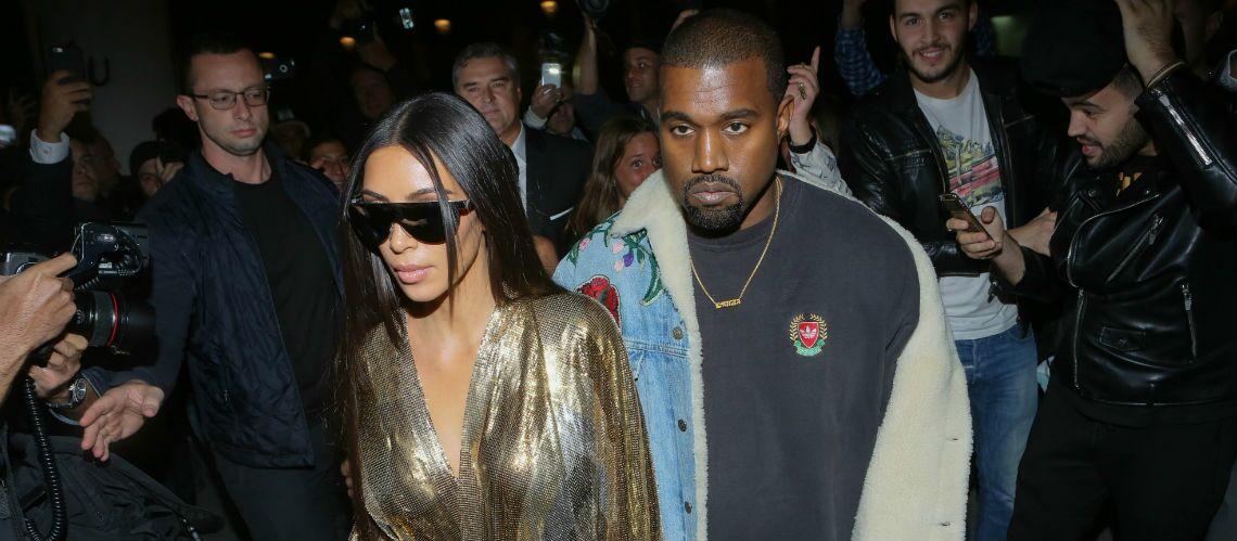 PHOTO – Kanye West s'incruste sur le selfie de Kim Kardashian avec son adorable chien