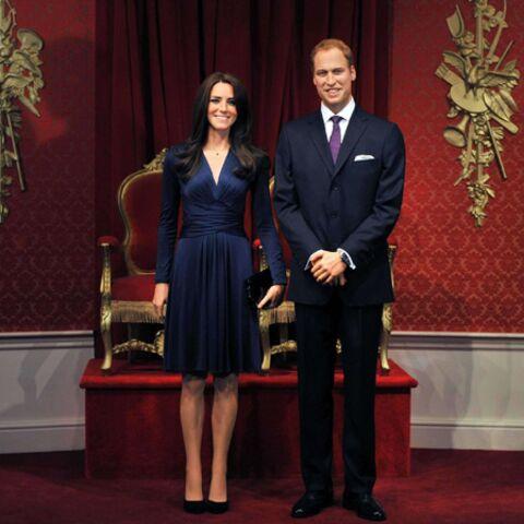 Kate et William, amoureux immobiles