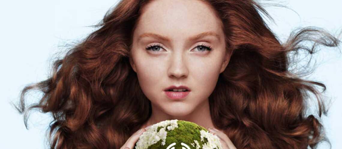 Lily Cole, une beauté avec du cœur