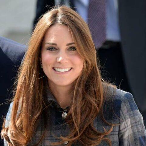 Kate Middleton: un bébé pour la mi-juillet