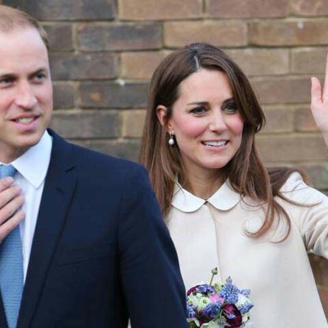 Princesse Kate a accouché d'une petite fille