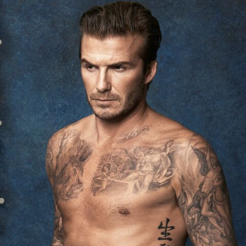 David Beckham réinvente le maillot de bain