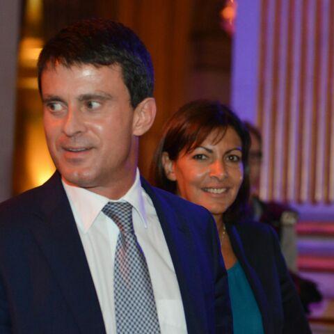 Anne Hidalgo et Manuel Valls: ¡viva España!