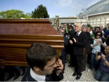 John Malkovich aux obsèques de Manoel de Oliveira