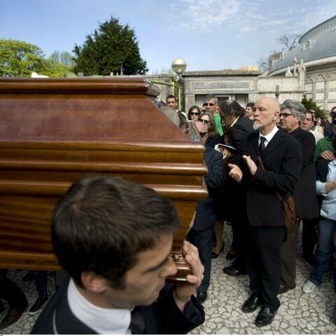 Photos- John Malkovich aux obsèques de Manoel de Oliveira