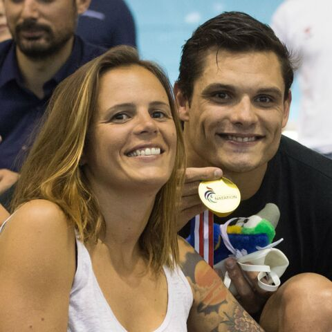 Photos – Le clan Manaudou autour de son champion