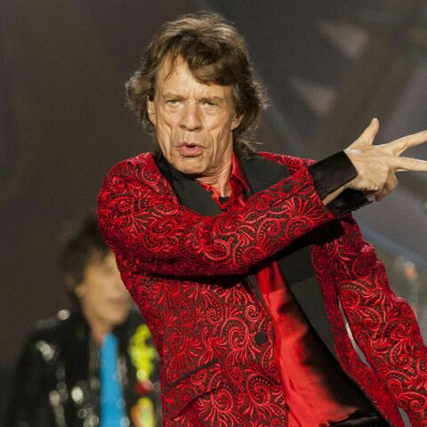 "Mick Jagger: appelez-le ""Nanny Mick"""