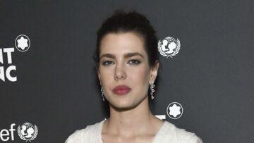 PHOTO – Charlotte Casiraghi exulte le glamour dans une robe de déesse grecque