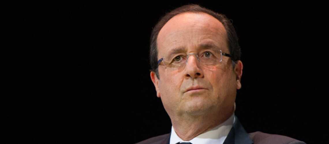 Photo- François Hollande rhabillé pour l'hiver au Kazakhstan