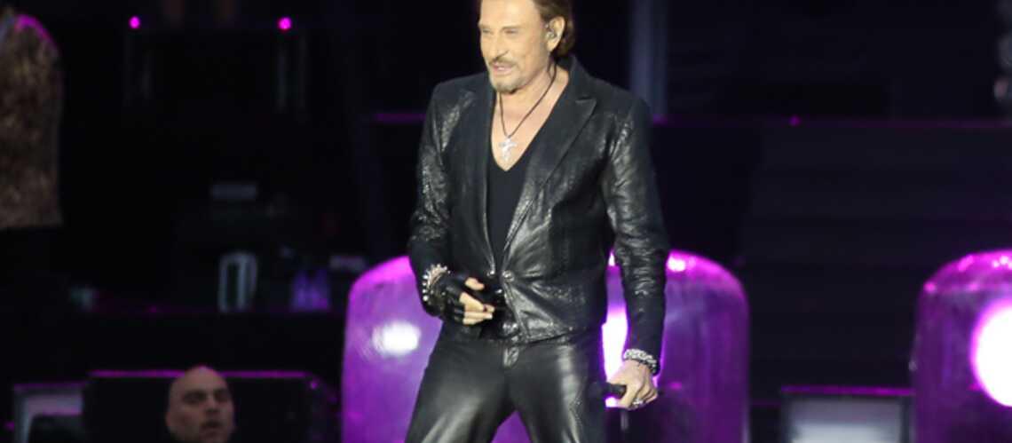 Johnny Hallyday annule sa tournée en Asie