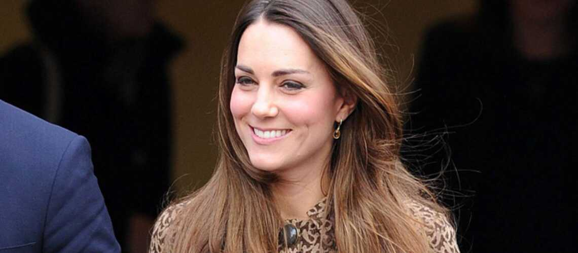 La nouvelle 'méthode' coiffure de Kate Middleton