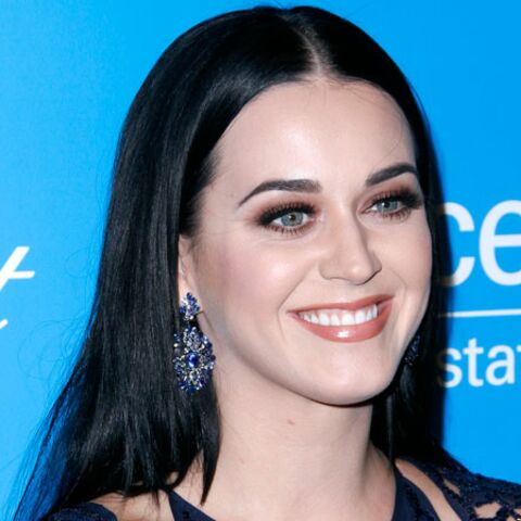 Katy Perry s'engage pour l'Unicef