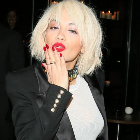 Rita Ora rejoint le casting de Fifty Shade of Grey