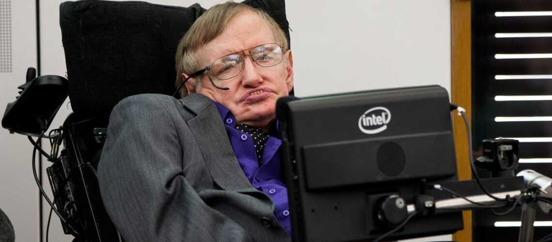 Stephen Hawking au secours de 3 millions de malades