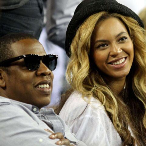 Beyoncé, pleine de ressources avec sa petite Blue Ivy